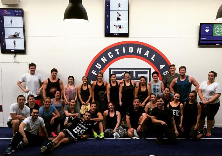 F45 Port Melbourne love it