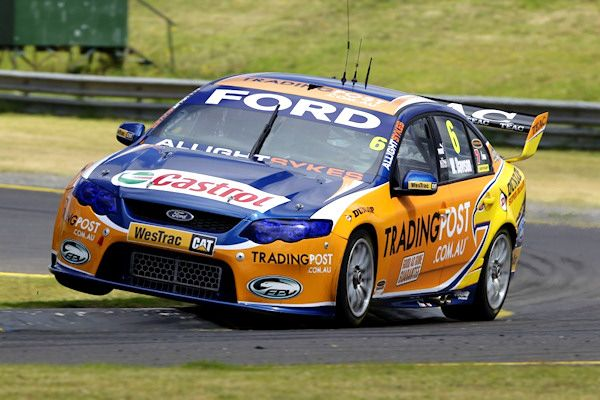 Will Davison leaves Adelaide with the lead of the V8 Supercars Championship, after leading a 1-2 finish for Ford Performance Racing.