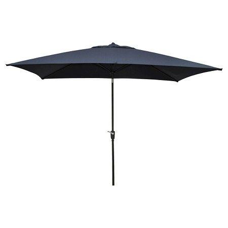 6.5x10ft Rectangular Patio Umbrella - Threshold™ : Target