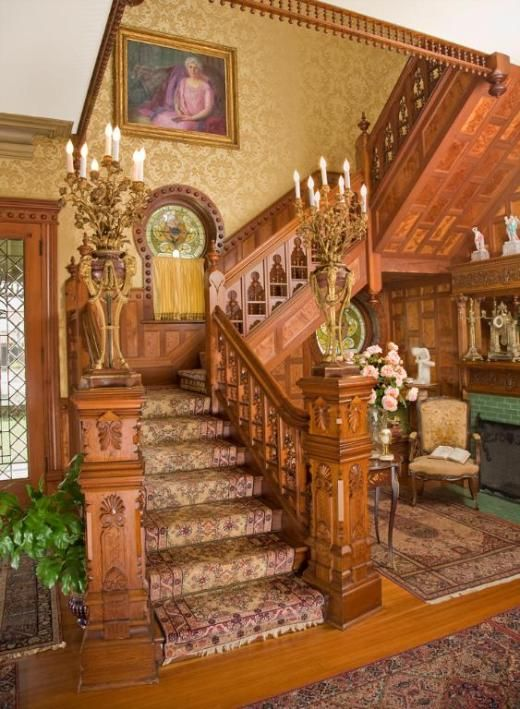 Newel Post Inspiration