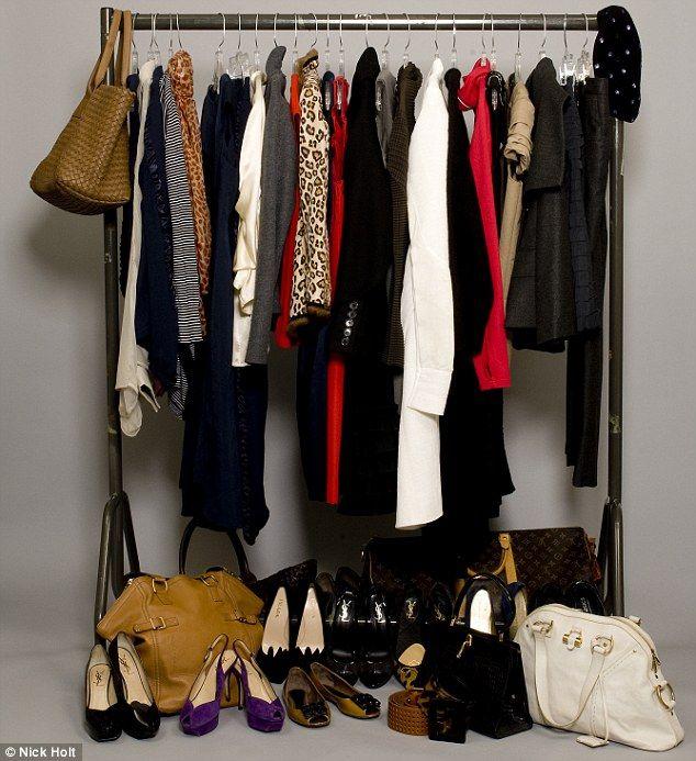 Anne Robinson's wardrobe