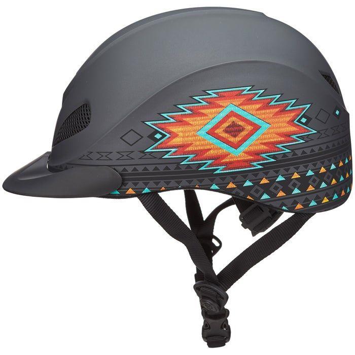 TROXEL Performance Headgear Troxel Fallon Taylor Pearl Leopard Helmet Pearl XL