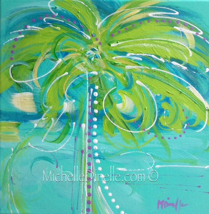 """'FIJI FANTASY III' - Original Art for Sale ©Michelle Dinelle' 