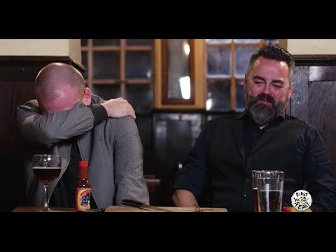Sean Evans and Chili Klaus Eat the Carolina Reaper, the World's Hottest Chili Pepper