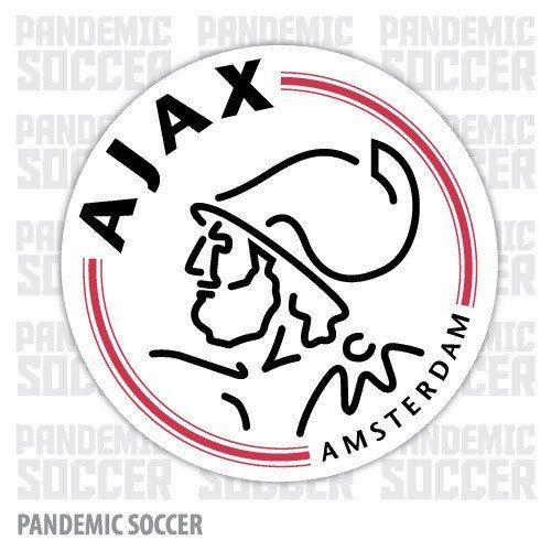 Ajax Amsterdam Netherlands Vinyl Sticker Decal