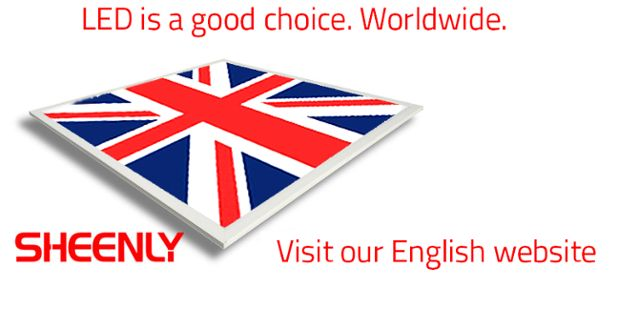 LED products: visit our English website