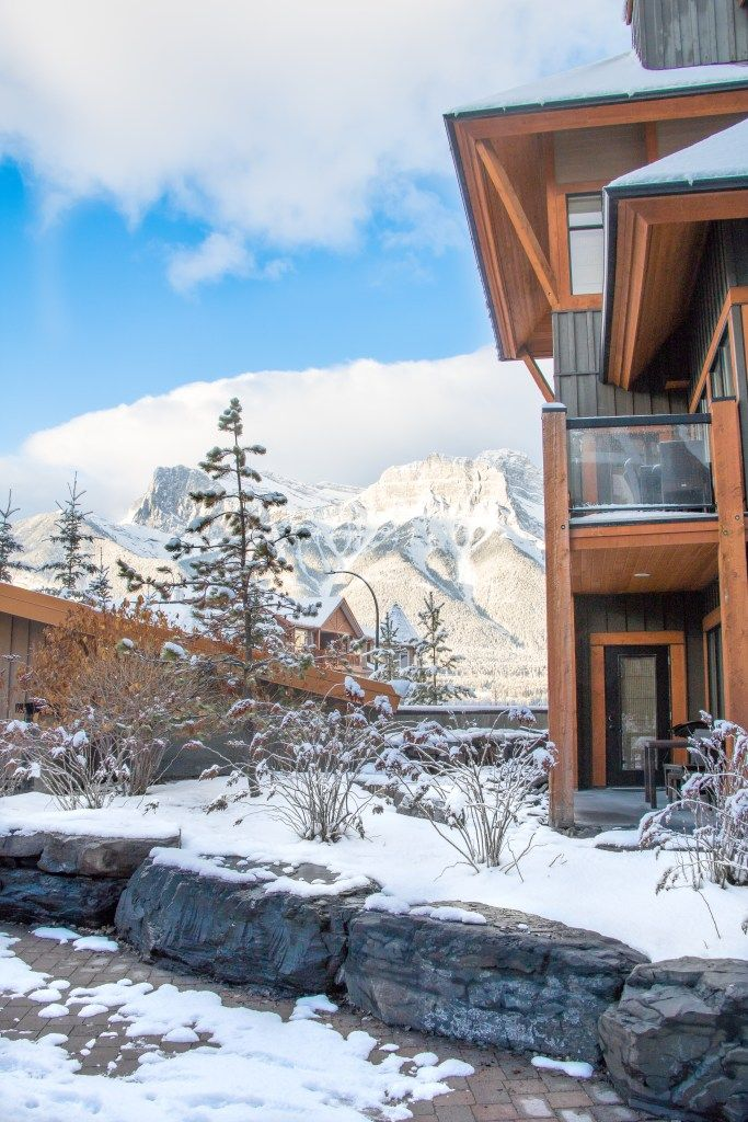 Solara Resort and Spa in Canmore, Alberta, Canada - Rocky Mountain hotel - Canmore family trip