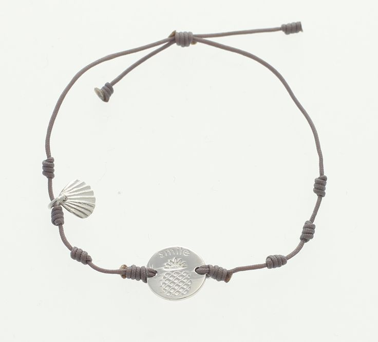 My fruity world. The pine silver smile bracelet. Symbols. easy to wear. order here: www.inmotionessentials.com
