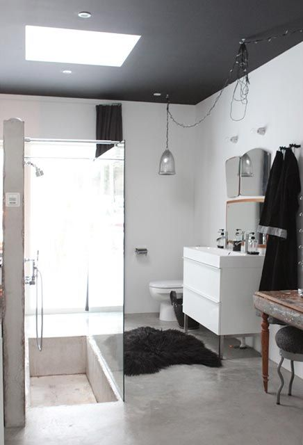 Meer dan 1000 idee n over industri le badkamer op pinterest industrieel industri le pijp en - Indus badkamer ...
