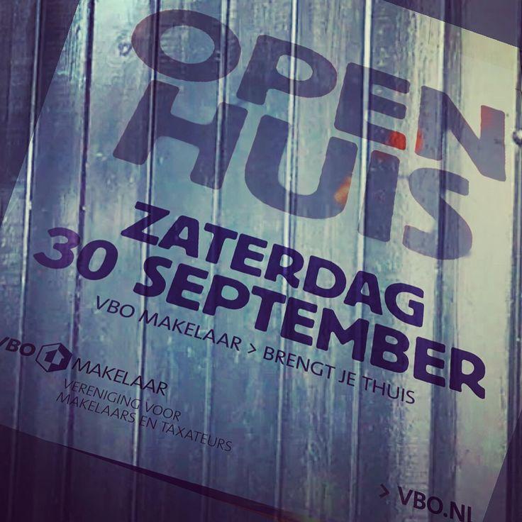 We doen weer mee www.openhuis.info vbo makelaar Paul Horsten 