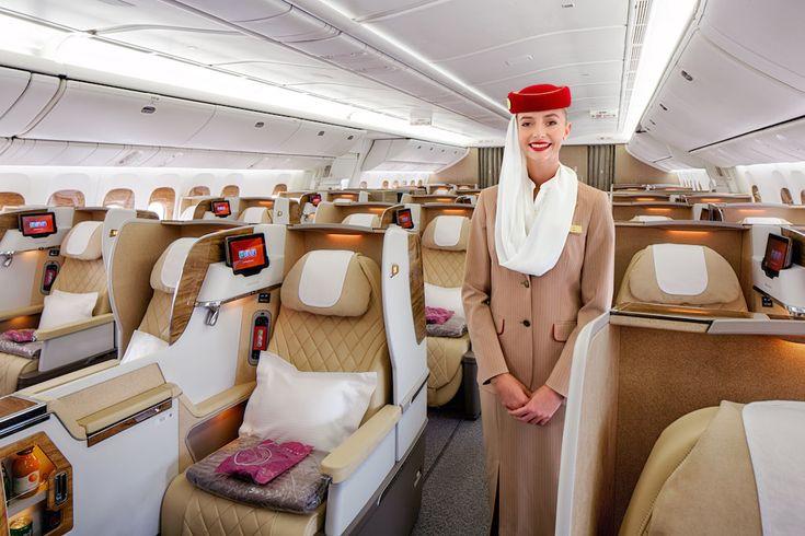"""Emirates enlève le siège """"milieu"""" en classe Affaires de ses 777-200LR"""