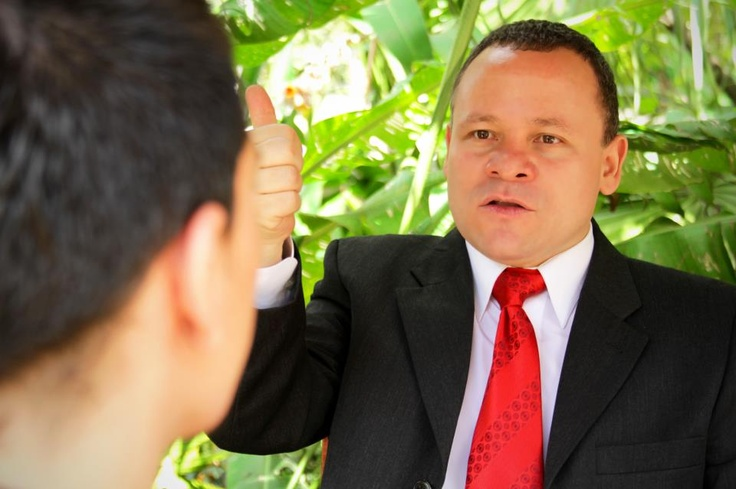 Pastor Garcia Hipnosis