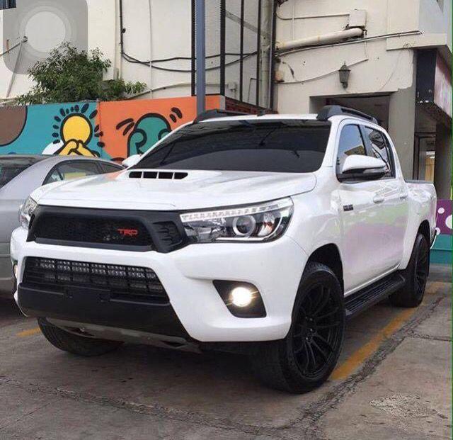 Toyota Hilux ... sweet