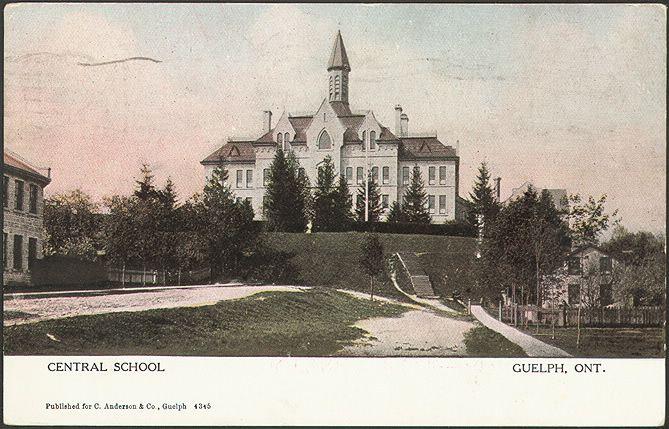 Guelph: Central School