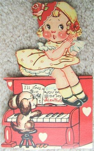 1866 best Old vintage valentines cards images on Pinterest