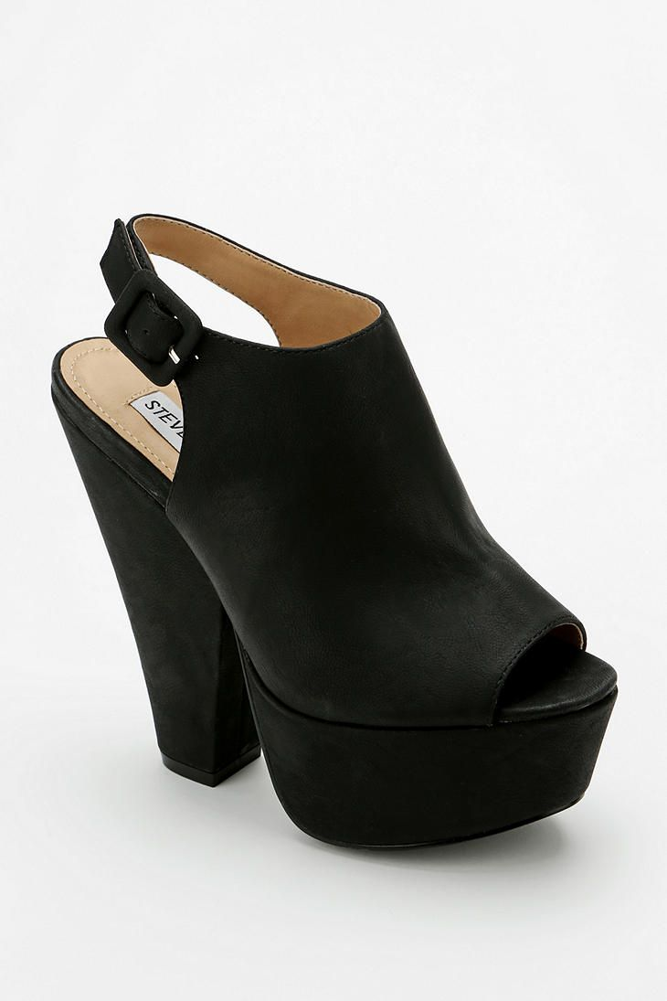 Steve Madden Gabby Platform Wedge- Fall Outfit Staple!!! I'm sure I could wear these pretty much anywhere and everywhere. ;)