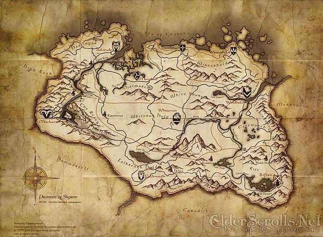 map_of_skyrim