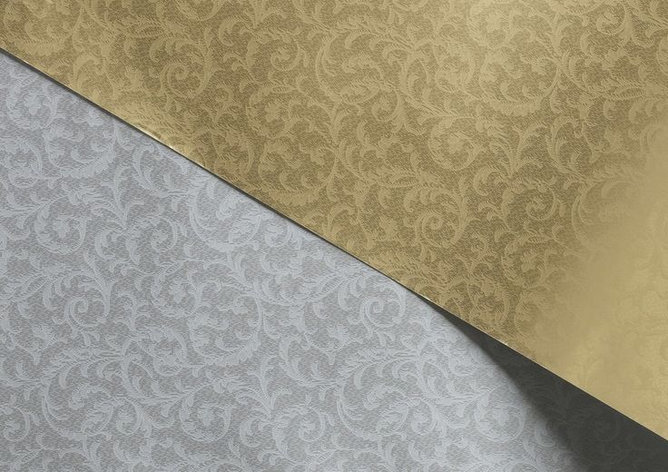 Royal Gold Collection - Gold Silver Leaf Double-sided Counter Roll (250m x 50cm) – Kudos Giftwrap