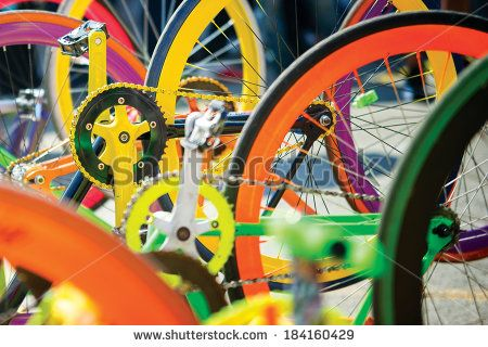Bikes Concept Stock Photos, Images, & Pictures | Shutterstock