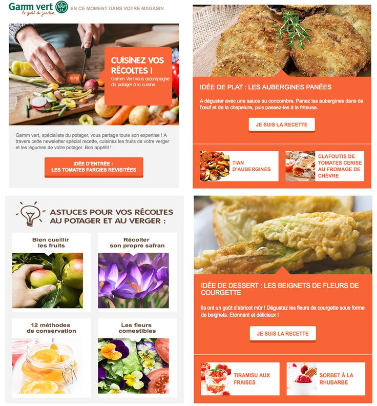 1000 ideas about gamm vert on pinterest la main verte for Gamm vert