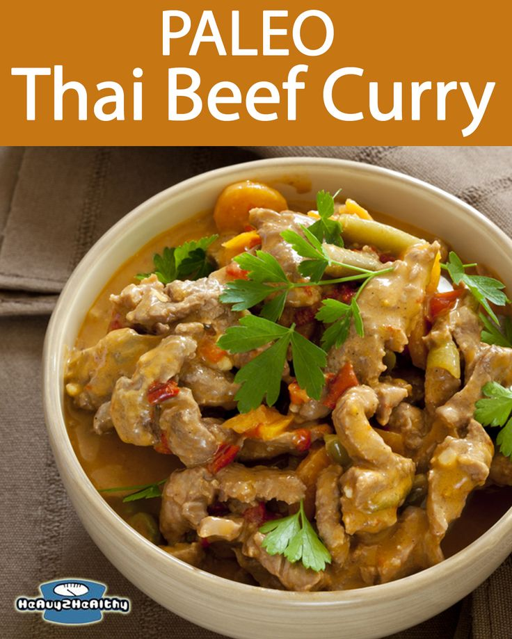 In this recipe I will be showing you how to make a delicious beef curry without the high calories and also following the Paleo way of life.