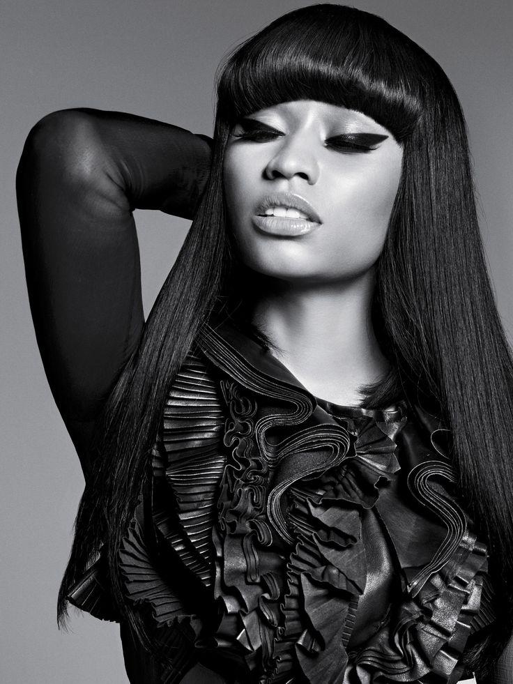 Nicki Minaj (born Onika Tanya Maraj in Trinidad and Tobago ...
