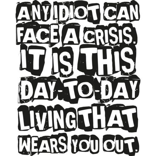 day2day is a T Shirt designed by deshalbpunkt to illustrate your life and is available at Design By Humans