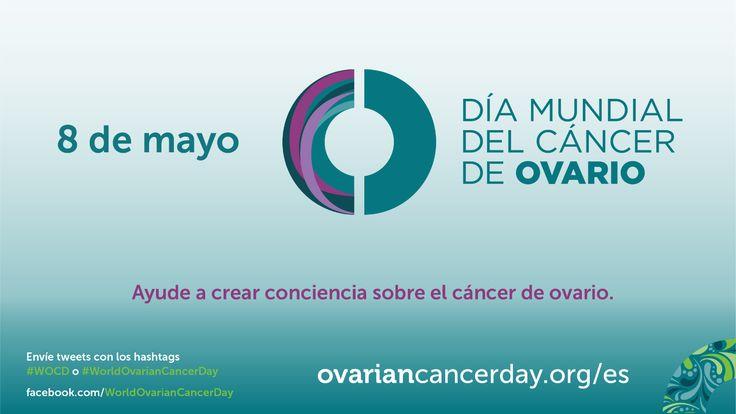 Día Mundial del Cáncer de Ovario 2015, iluminando el mundo en color verde azulado - http://plenilunia.com/cancer/dia-mundial-del-cancer-de-ovario-2015-iluminando-el-mundo-en-color-verde-azulado/34824/
