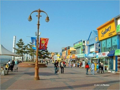 incheon boardwalk