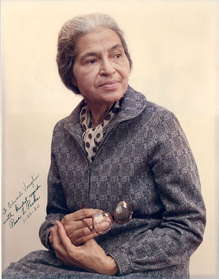 american civil rights activist rosa parks Rosa louise parks was an extraordinary african american civil rights activist whose heroic actions sparked the beginning of the monumental civil rights movement within the united states of america.