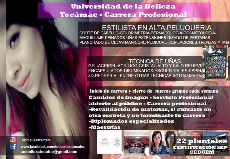 salon de belleza Tecámac y Teotihuacán 4