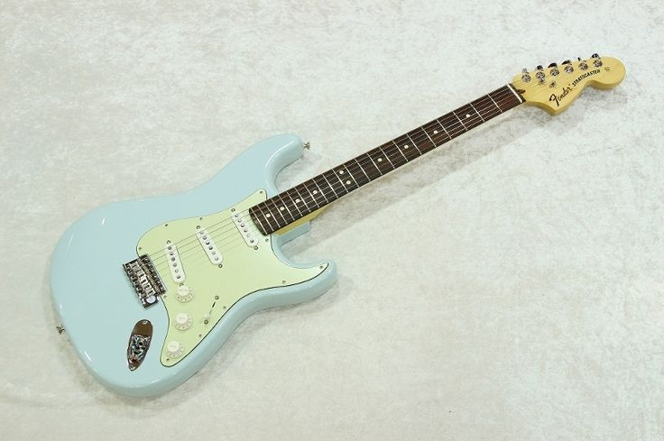 Fender American Special Stratocaster / Sonic Blue(新品/送料無料)【楽器検索デジマート】