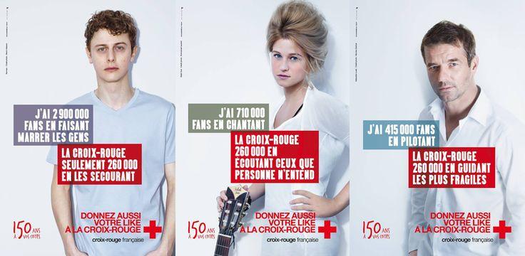 Les Gaulois pour la Croix Rouge française