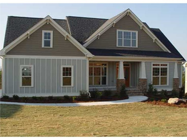 Eplans Craftsman House Plan   Uncluttered Layout   2644 Square Feet And 4  Bedrooms From Eplans