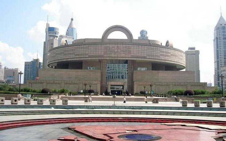 Shanghai Museum Pictures
