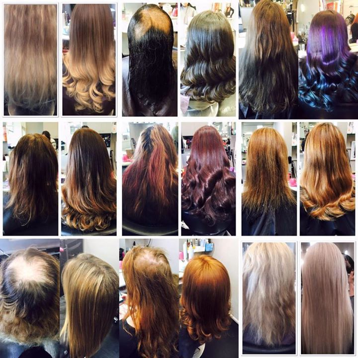 The 21 Best Hair Extensions Before And Afters Images On Pinterest