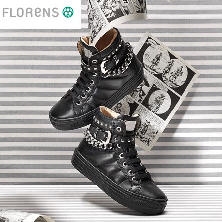 #Sneakers #trapuntato #Florens #Chains