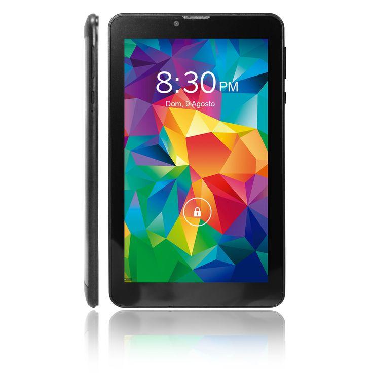 """Conoce la mejor y amplia variedad en tabletas al precio más bajo, con envíos a todo México y beneficios que en ningún otro lado encontrarás. Compra una Tablet Corvus 7""""+Celular 3G / Ram 1GB Interna 8GB por sólo $1,099 mxn + iva (mayoreo)."""