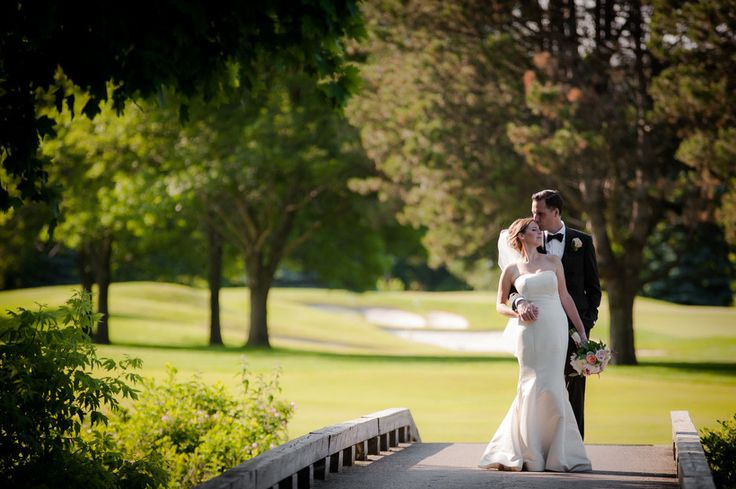 Donalda Golf Club Wedding