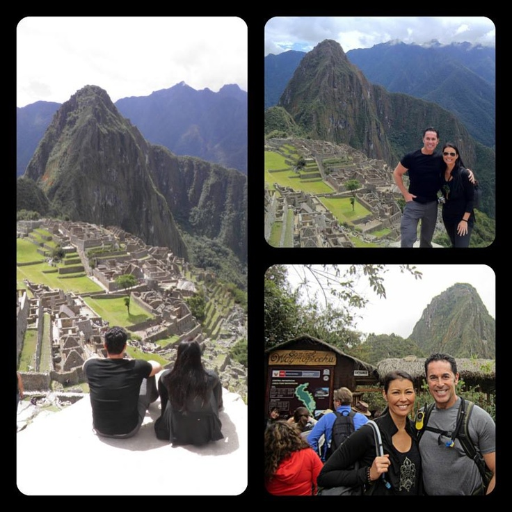 """""""We just want to thank you for such an amazing experience! We did the trek back in Sept. 2012 but just cannot get over what an AMAZING experience it was... First class service all the way! There were so many fabulous moments throughout the whole experience, Theresa & Guillaume #Salkantay #MachuPicchu"""