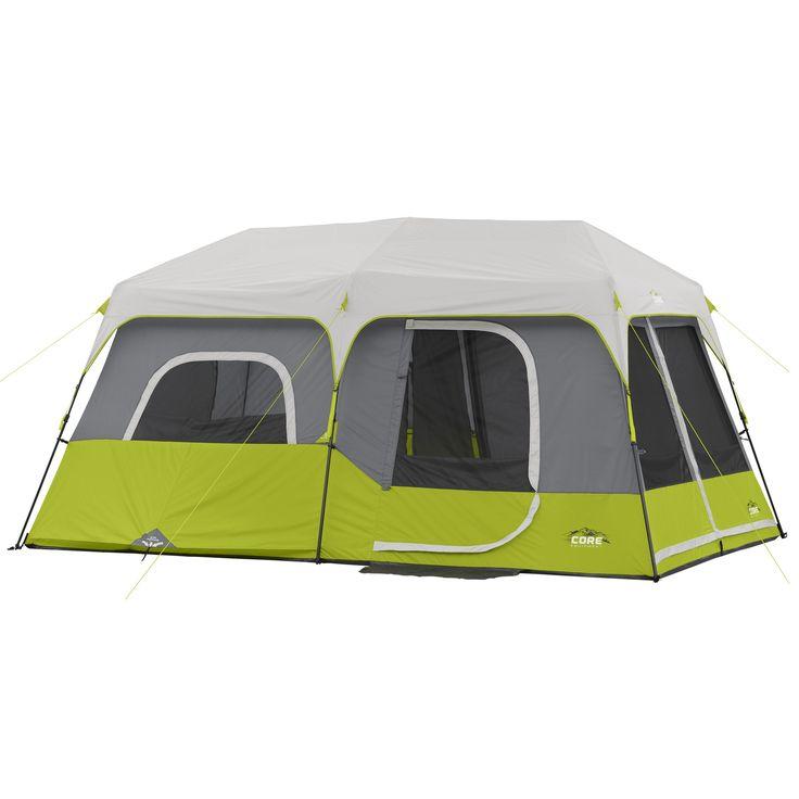 9 Person Instant Cabin Tent 14' x 9'