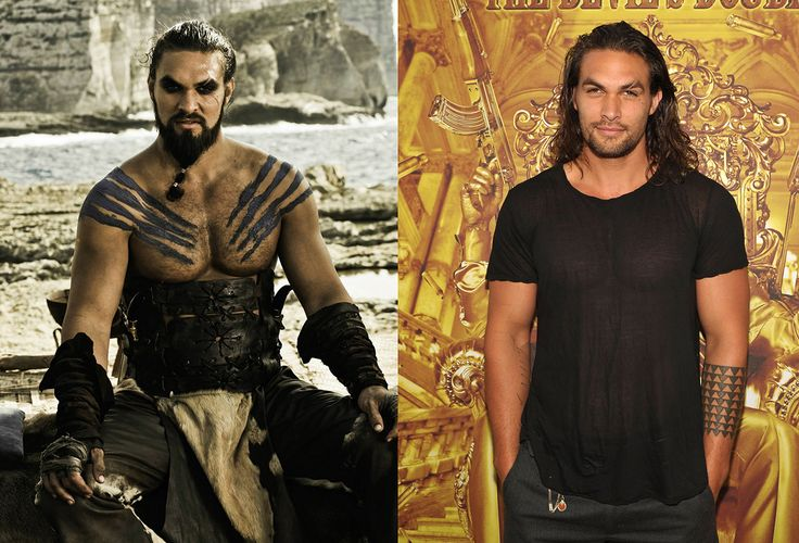 This Is What the 'Game of Thrones' Cast Looks Like in Real ...