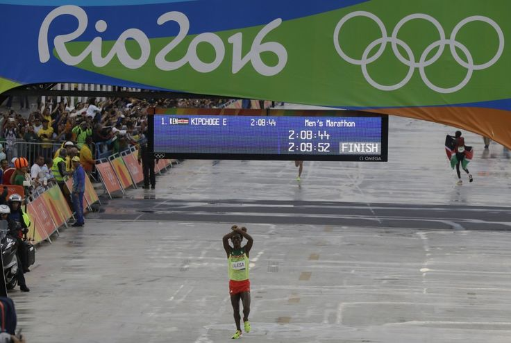 Ethiopia's Feyisa Lilesa won an Olympic medal then protested his government. Can…
