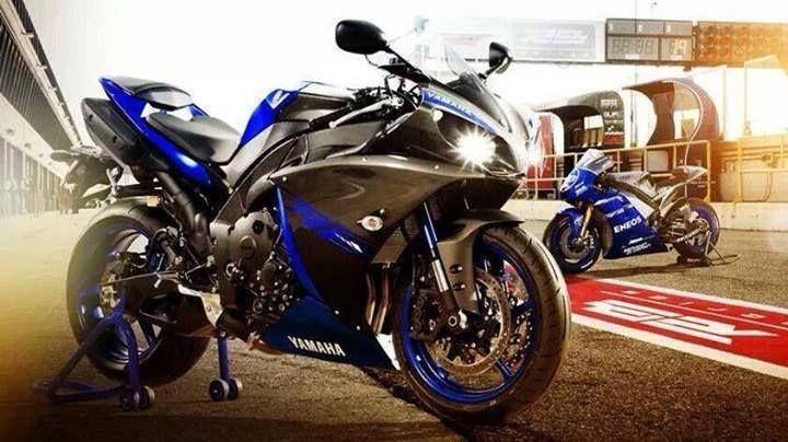 Yamaha R1 2014♥
