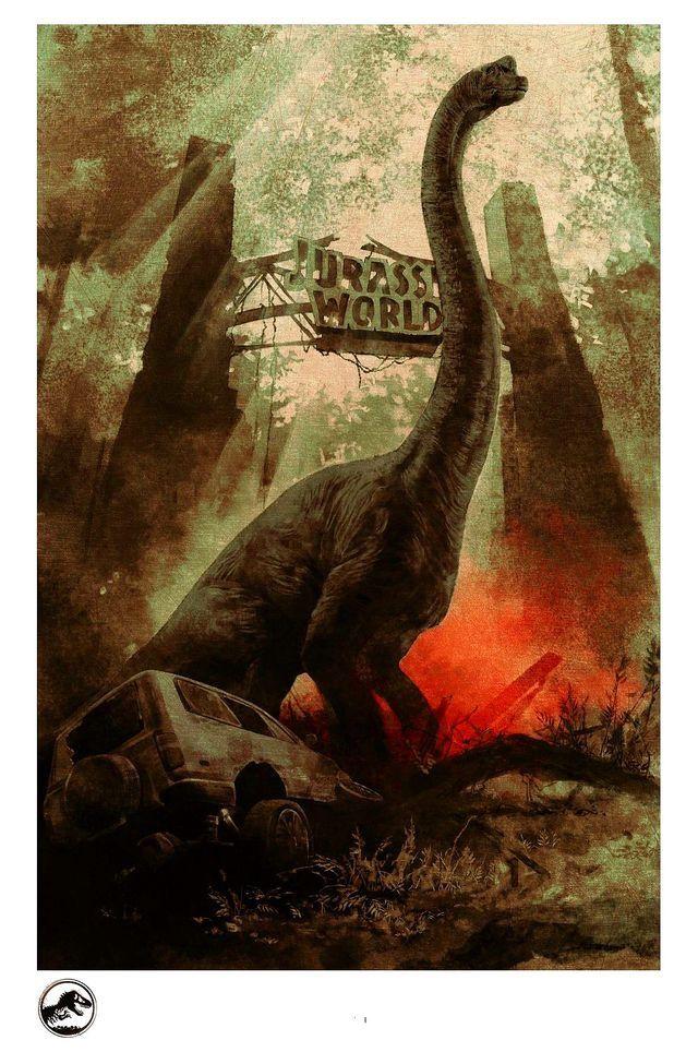 Brachiosaurus With Images Jurassic World Dinosaurs Jurassic