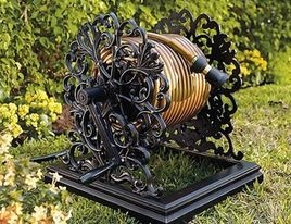 Classic Hose Reel - traditional - irrigation equipment - FRONTGATE