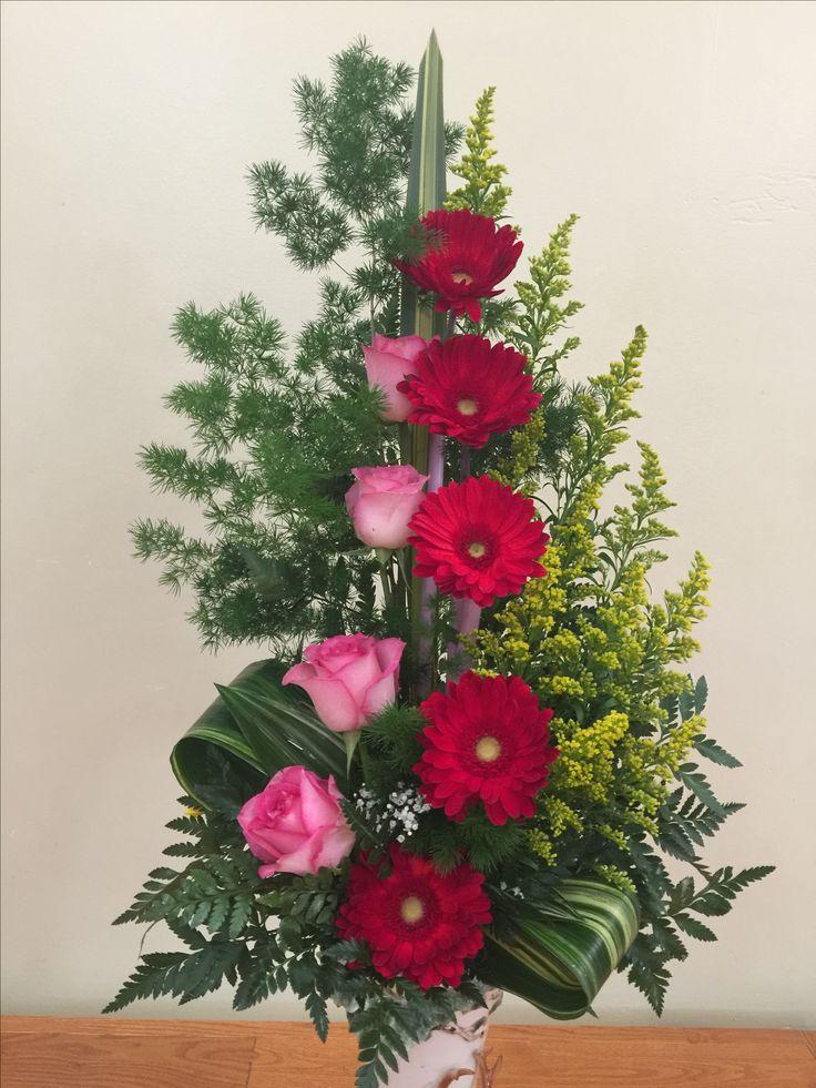M s de 25 ideas incre bles sobre arreglos florales - Ramos de flores modernos ...