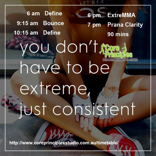Get into Core and hustle. Happy Wednesday workout. #Wednesday #define #bounce #mma #prana #clarity #extreme #consistent #core #hustle #workout