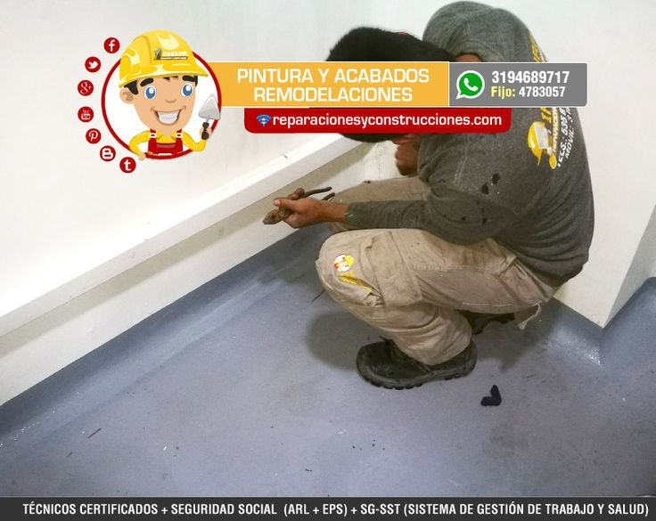 Servicio de pintura y acabados remodelaciones