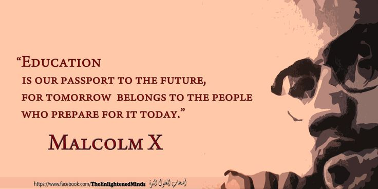 Malcolm X Quotes | Malcolm X: Selected Quotes and Poster Designs